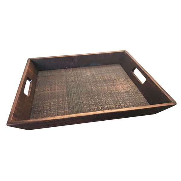 Picture of Wooden Serving Tray