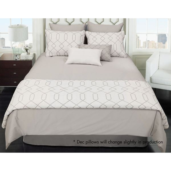 Picture of Kensil King 8 Piece Comforter Coverlet