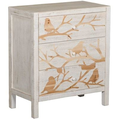 Picture of White Dove Chest