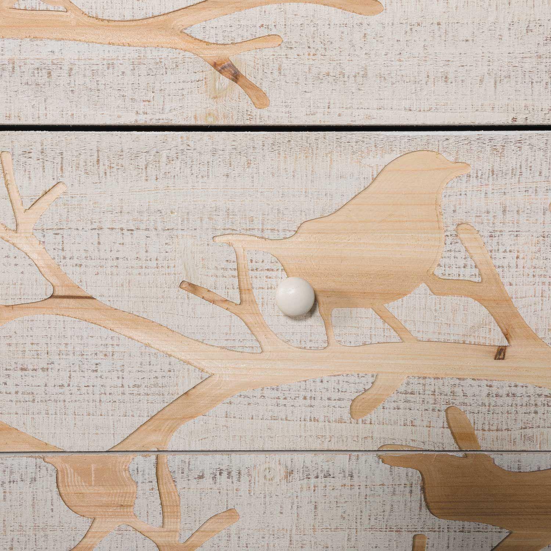 Picture of White Dove Chest