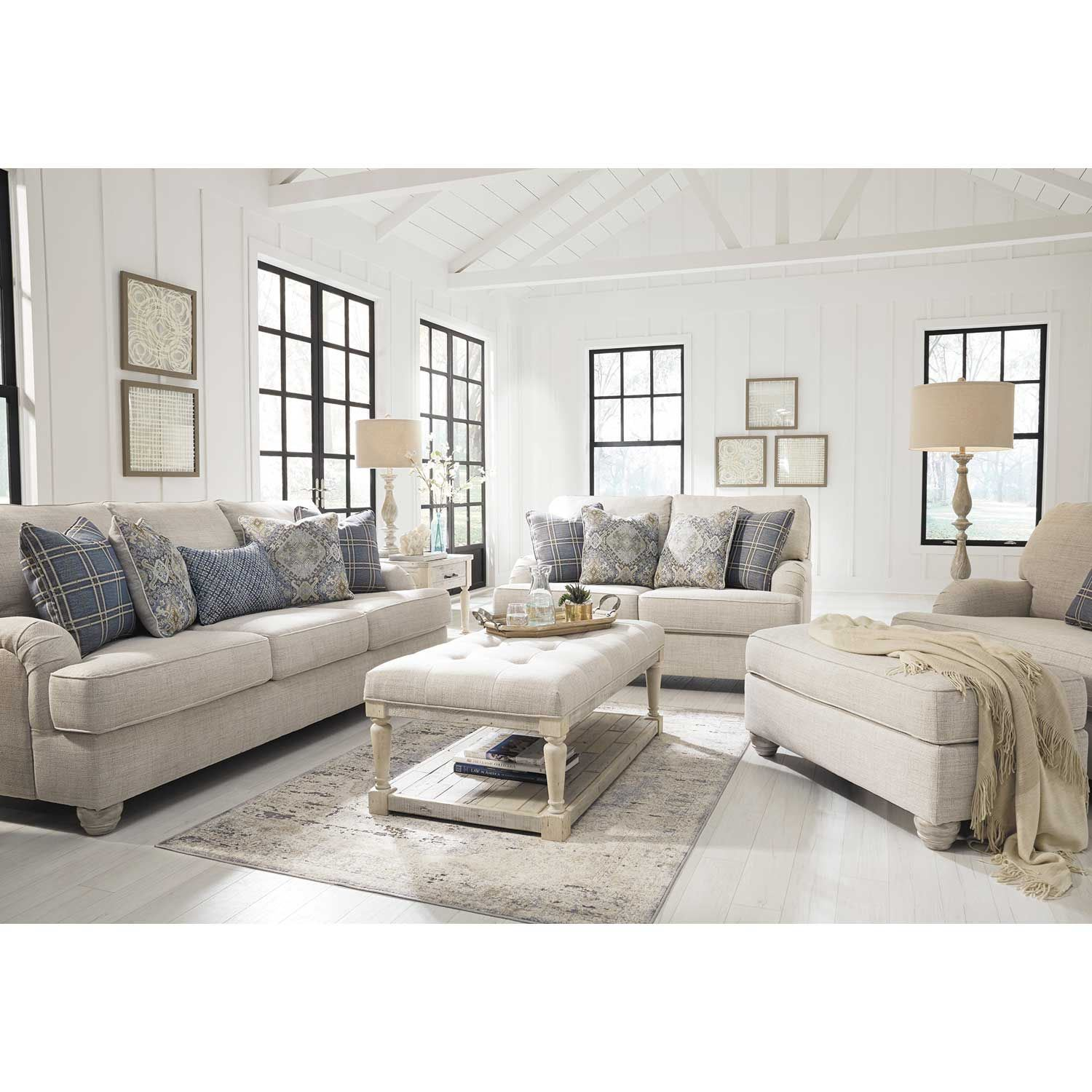 Picture of Traemore Linen Sofa