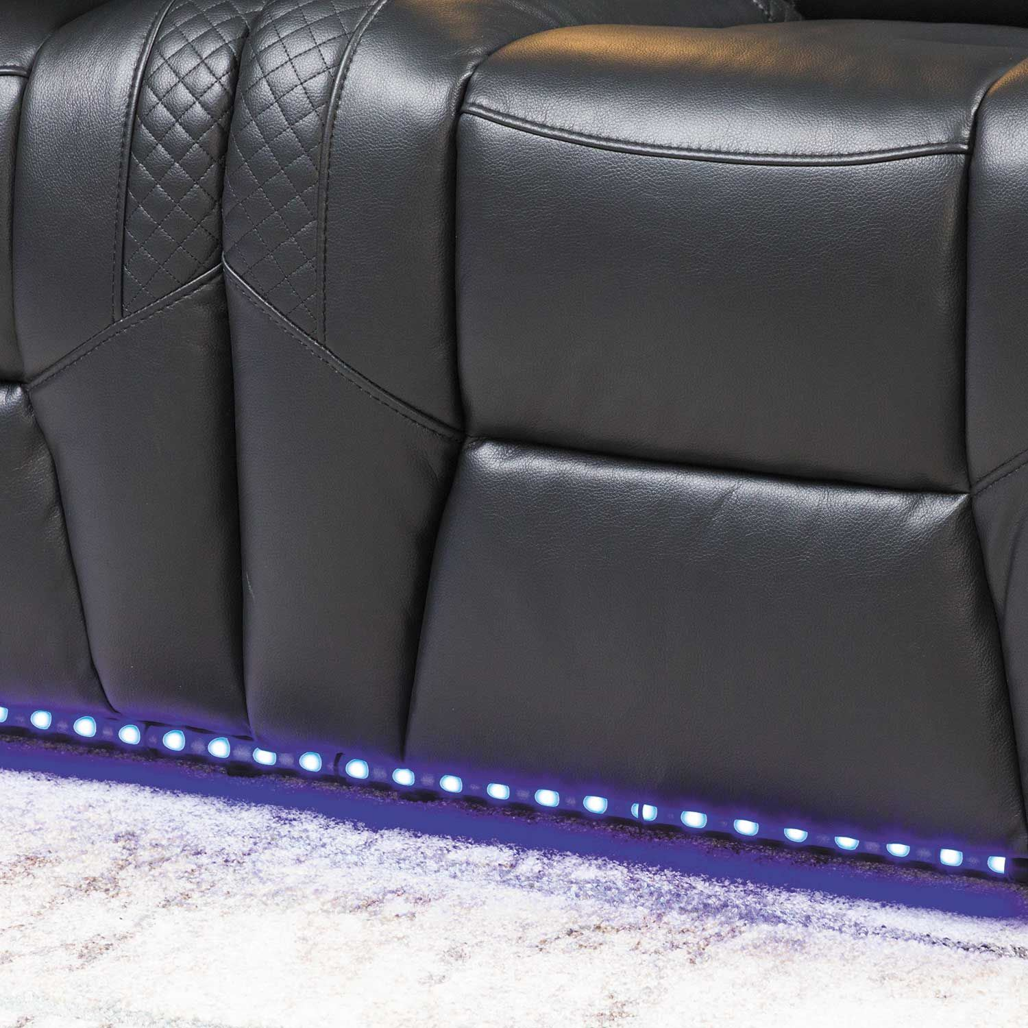 Picture of Ryker Power Reclining Sofa with Drop Table