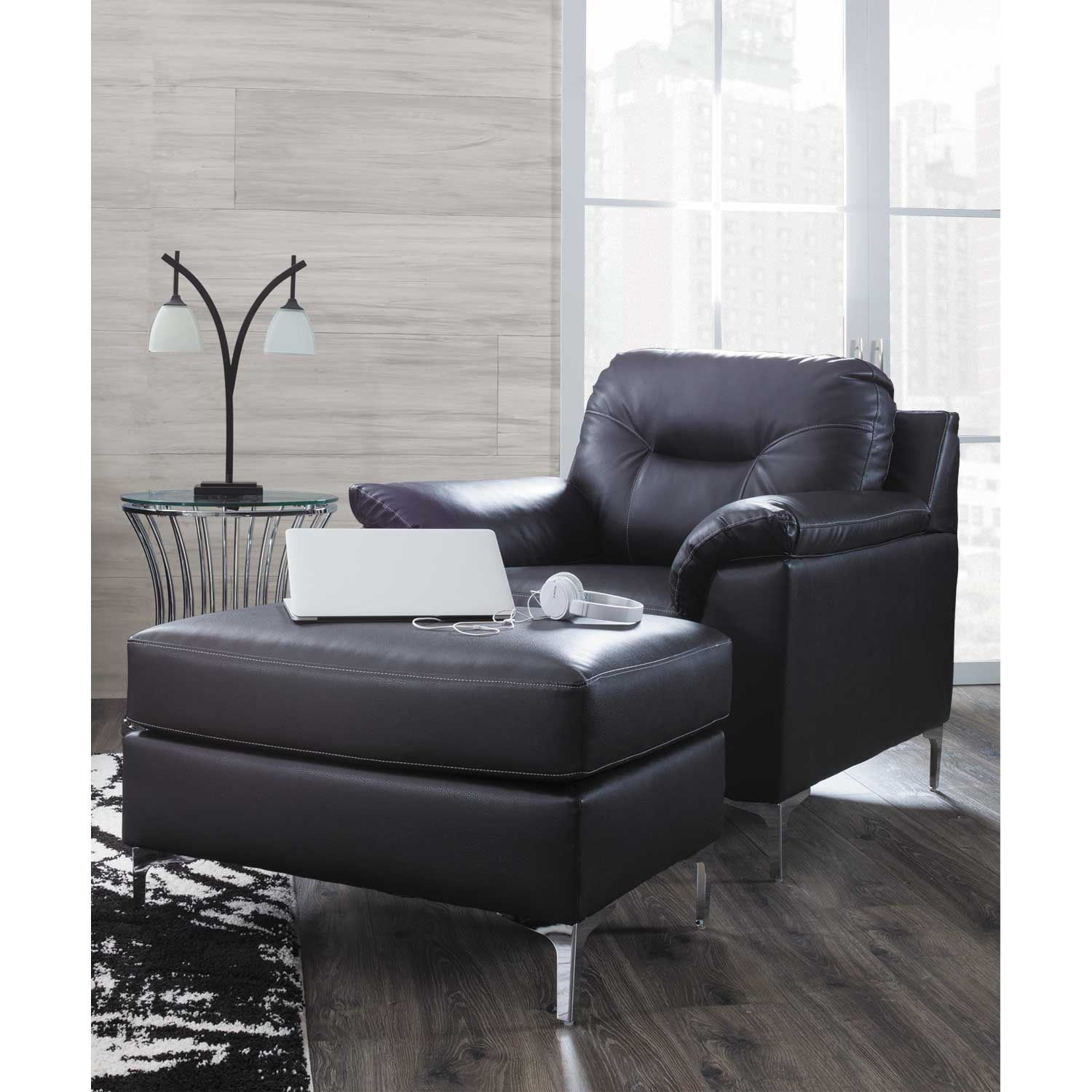 Picture of Tensas Black Chair