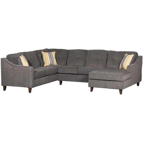 Picture of Sydney Gray 3 Piece Sectional