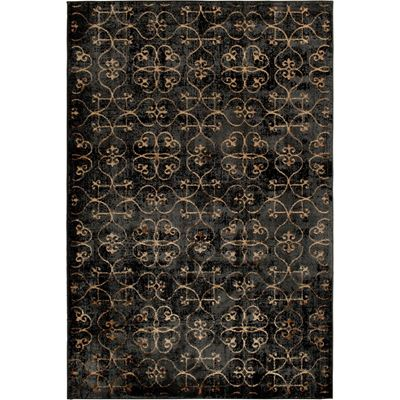 Picture of Century Villisca Traditional Scrolls Rug