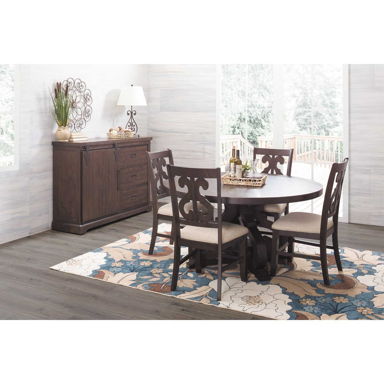 Picture of Sedona 5 Piece Dining Set