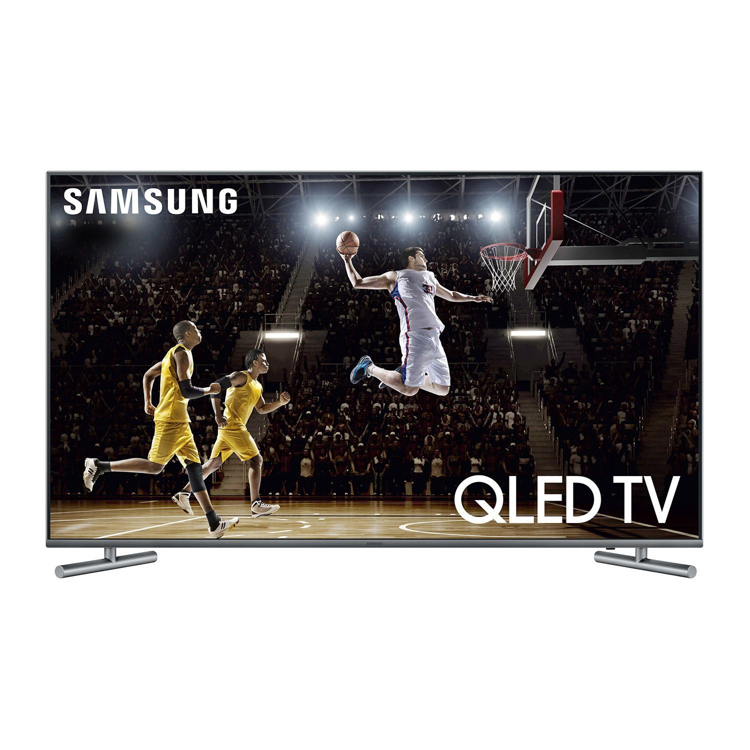 65-Inch Class Smart QLED 4K Ultra HD TV with HDR
