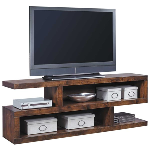 Picture of 74-Inch Alder Grove Open Console