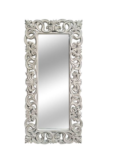 Picture of Open Scrolled Leaner Mirror