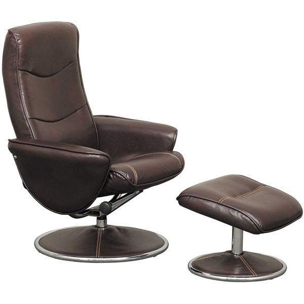 Picture of Ross Stress Free Recliner with Ottoman