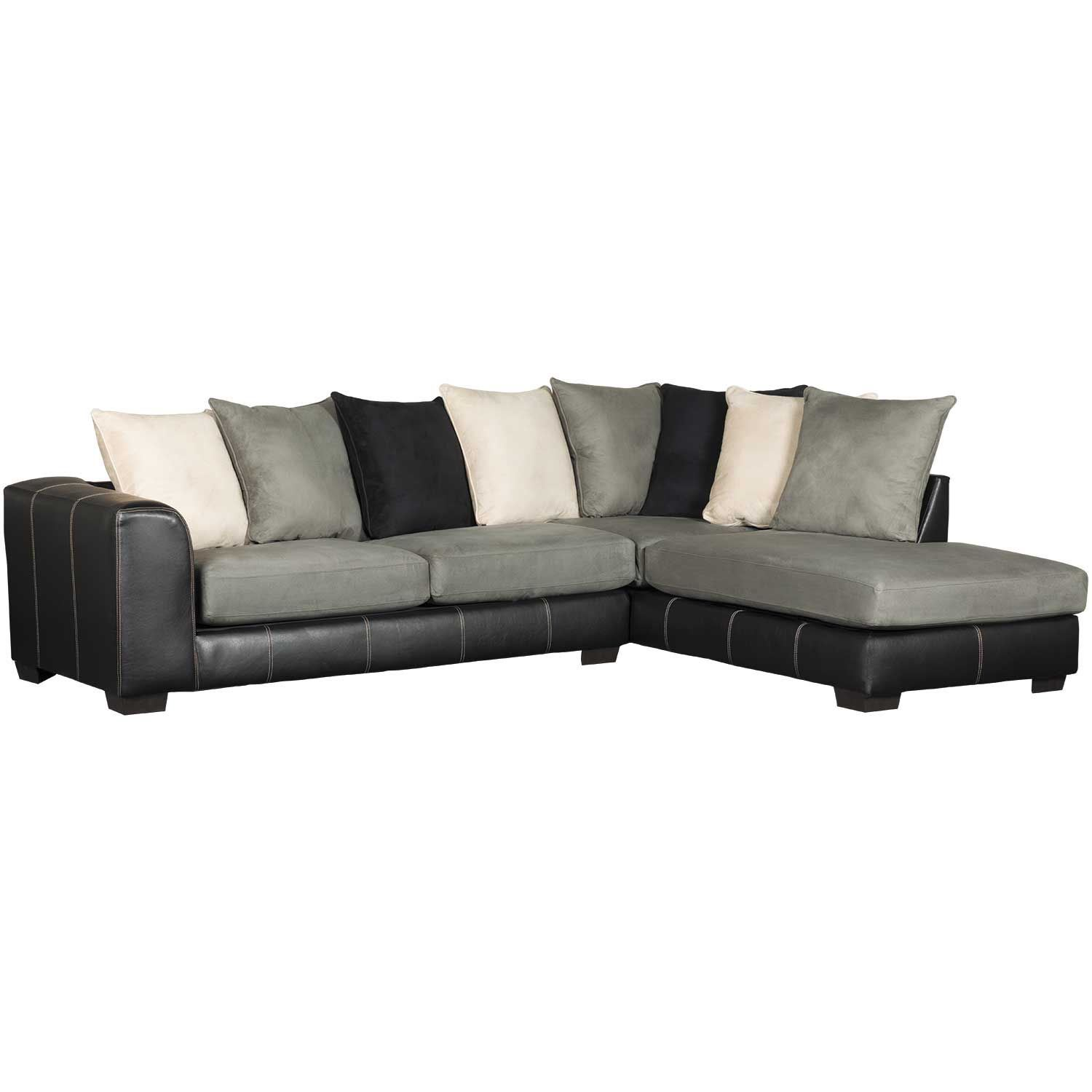 Idol 2pc Sectional 6351 6352 Steel