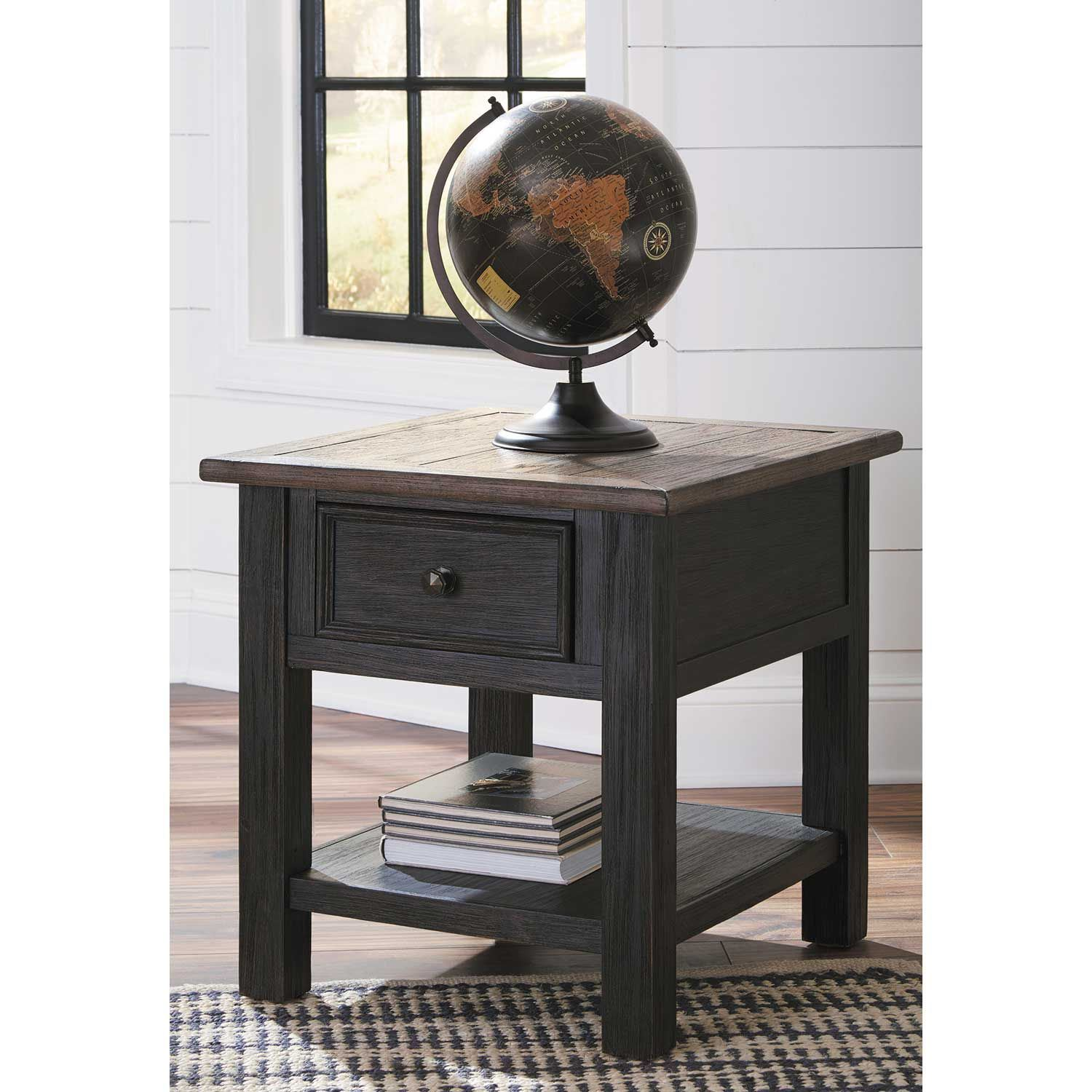 Picture of Tyler Creek Rectangular End Table
