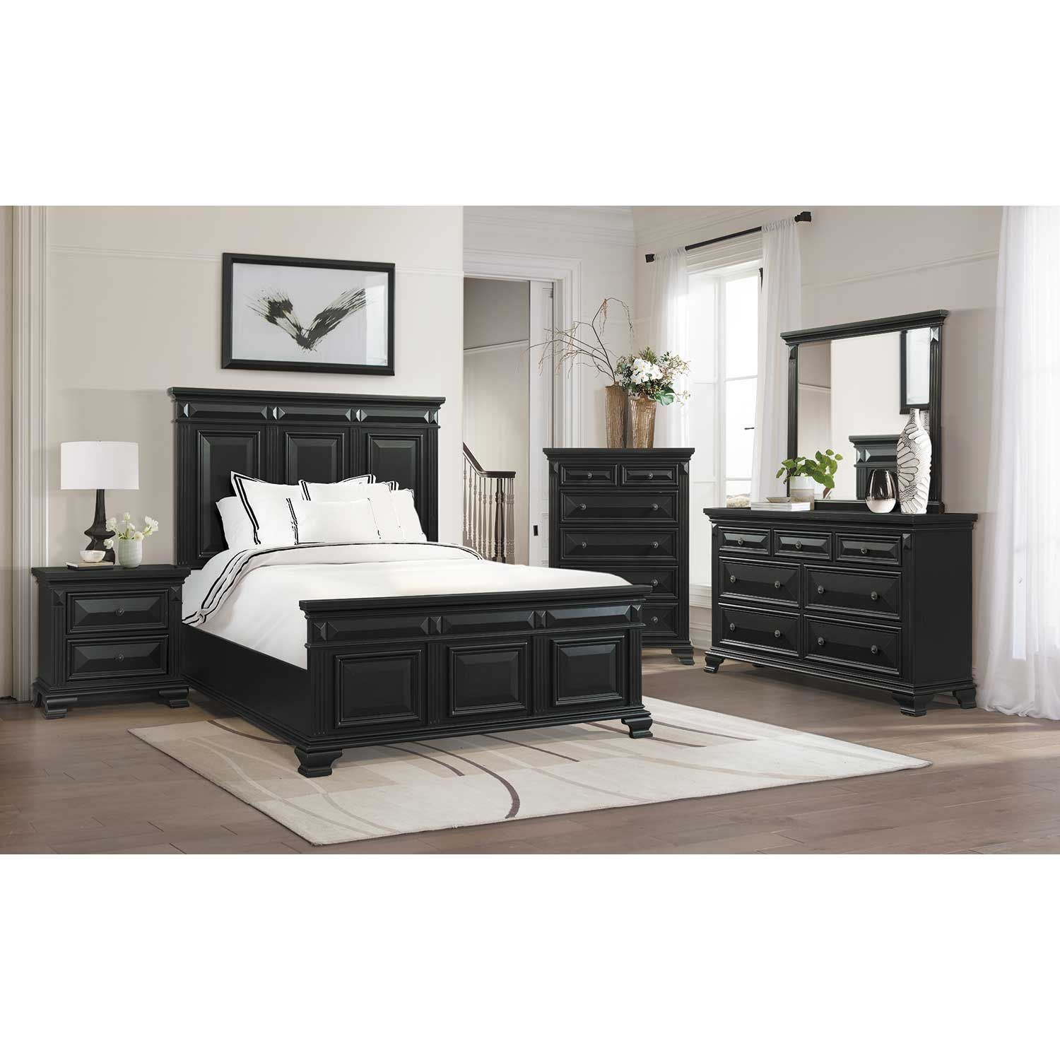 Calloway 5 Piece Bedroom Set