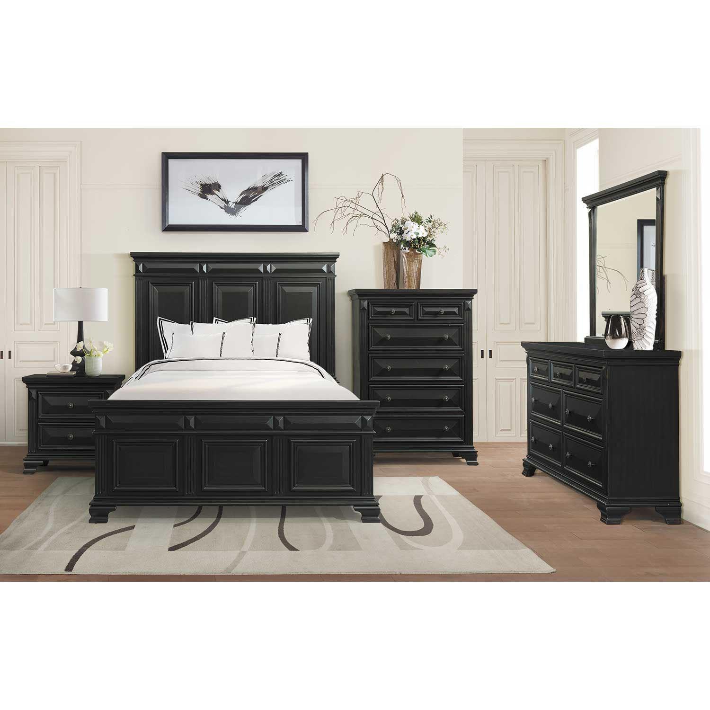 Picture of Calloway 5 Piece Bedroom Set