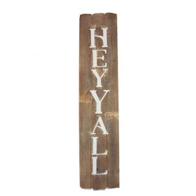 Picture of Hey Y'all Wall Decor