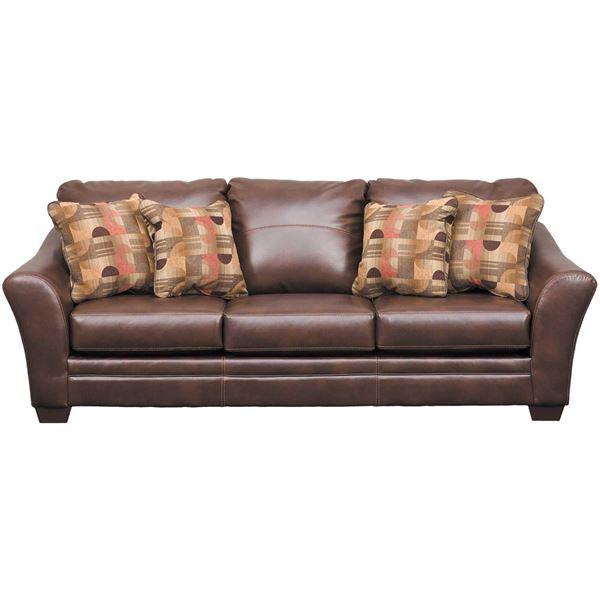Del Rio Bonded Leather Sofa 3920038