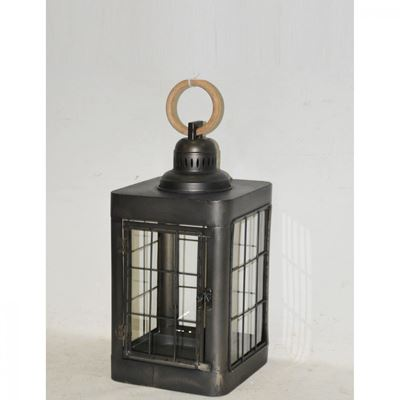 Picture of Metal Lantern Square