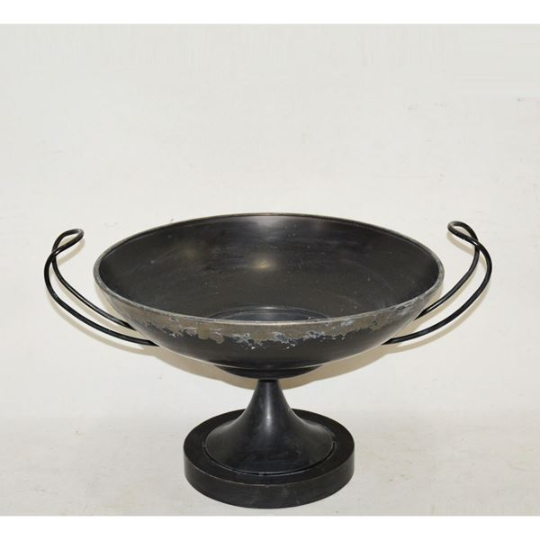 Picture of Metal Pedestal Bowl