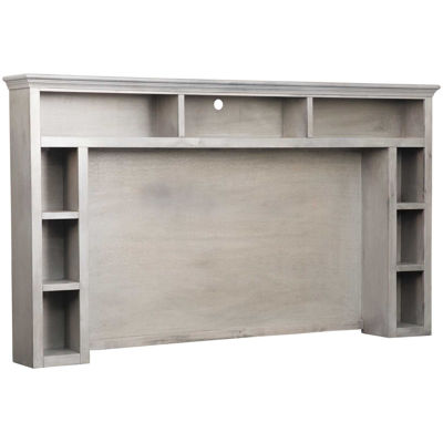 Picture of Churchill Grey 96-Inch Hutch