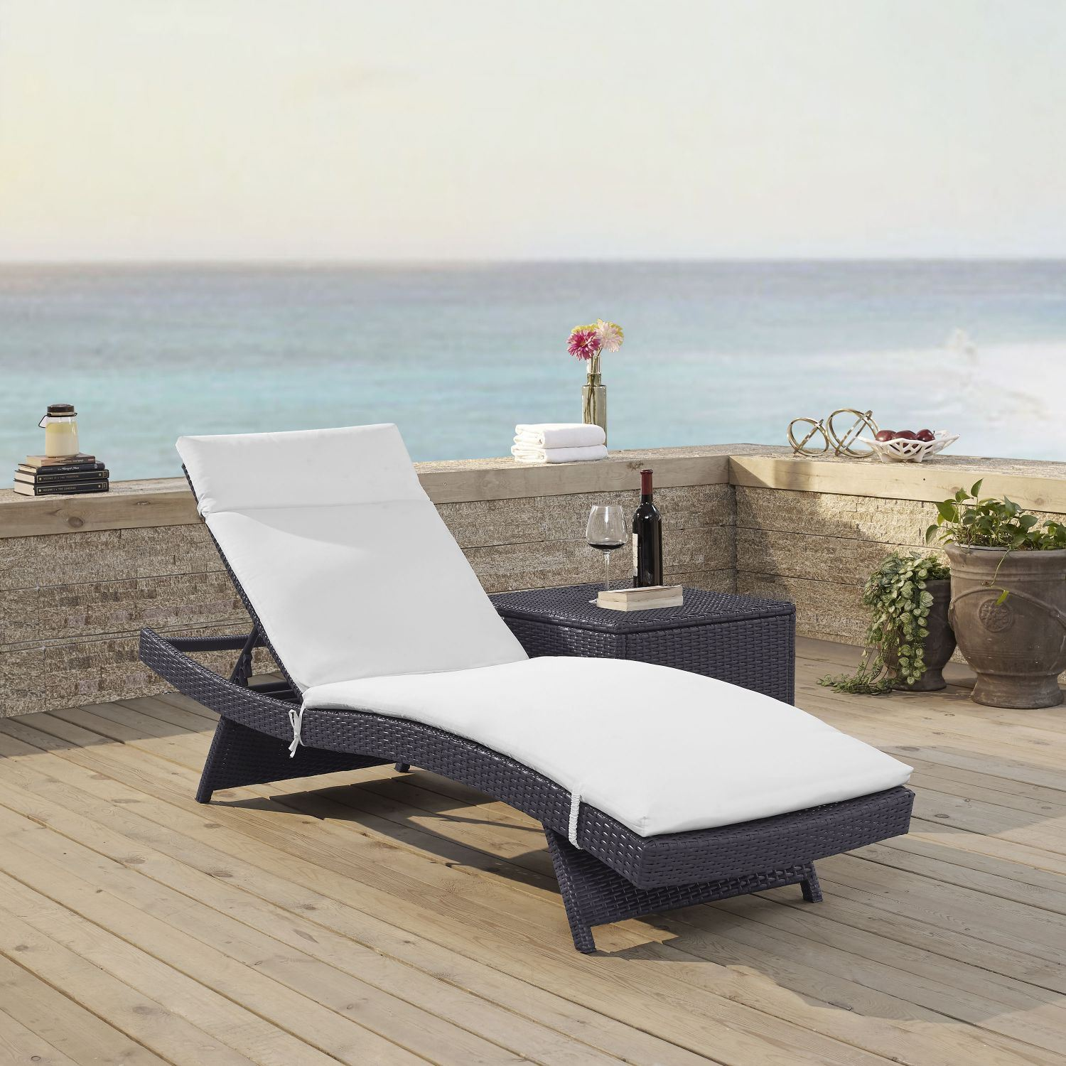 Picture of BISCAYNE CHAISE LOUNGE