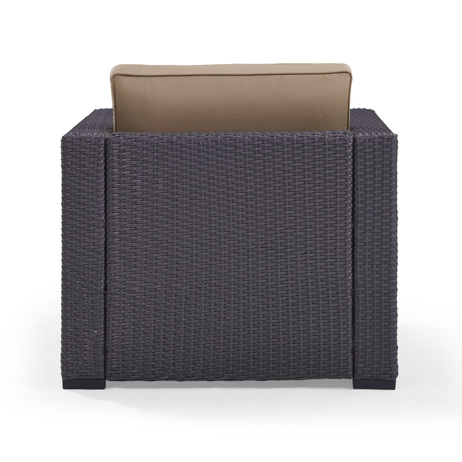 Picture of BISCAYNE ARMCHAIR MOCHA