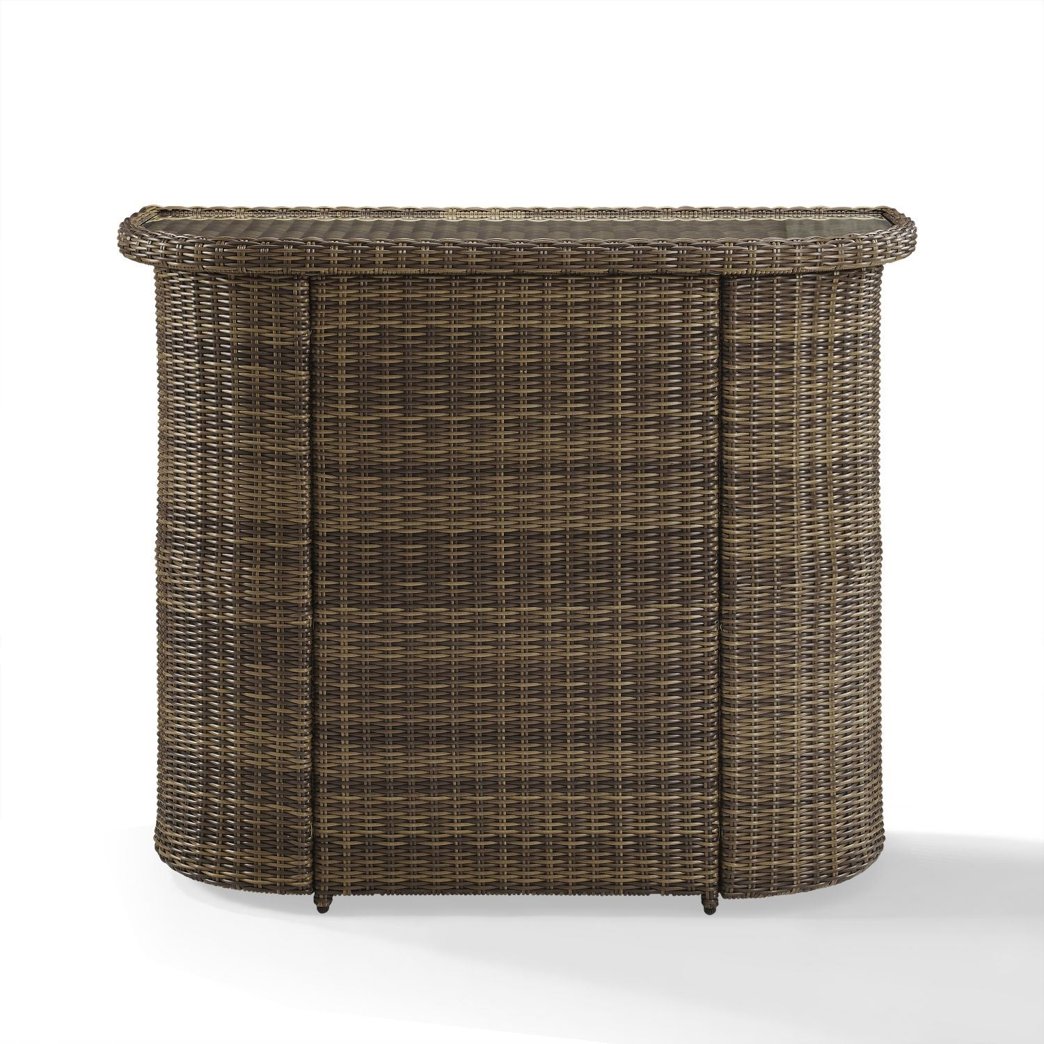 Picture of BRADENTON OUTDOOR WICKER BAR