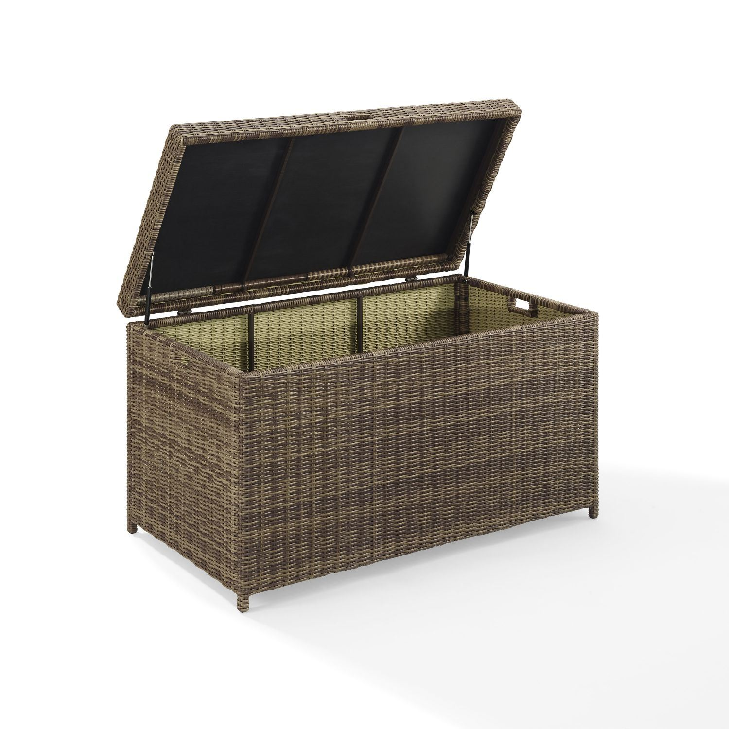 Picture of BRADENTON WICKER STORAGE BIN