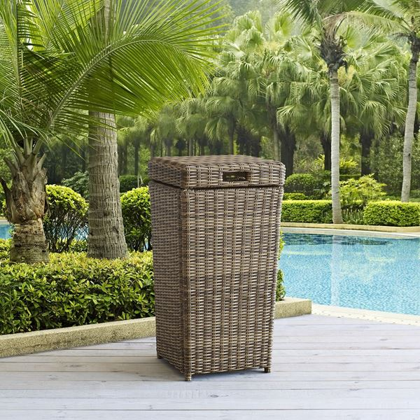 Picture of BRADENTON TRASH CAN