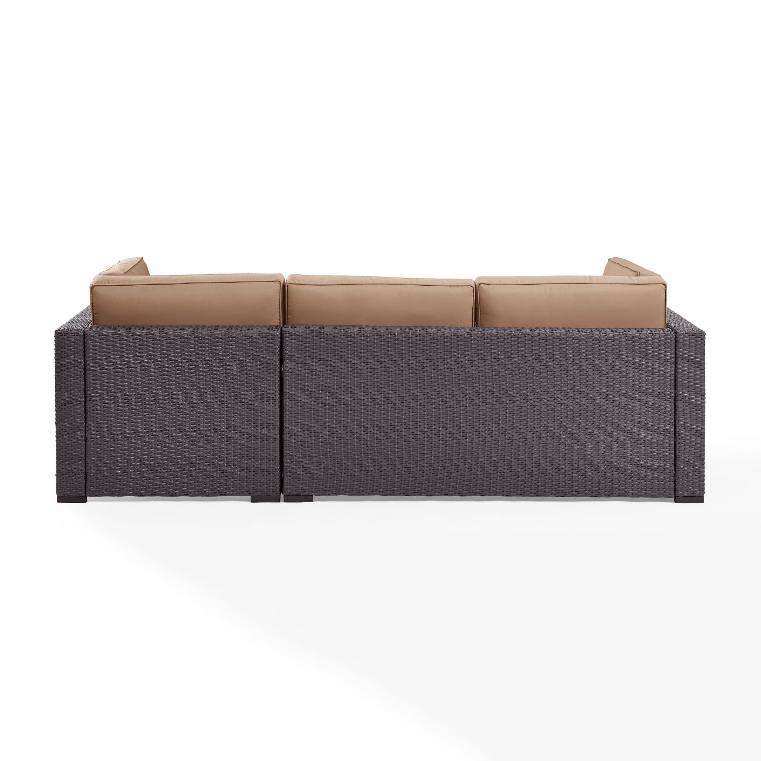 Picture of BISCAYNES SOFA W/TBL MOCHA