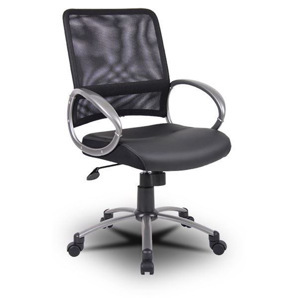 Picture of Black Mesh Task Chair
