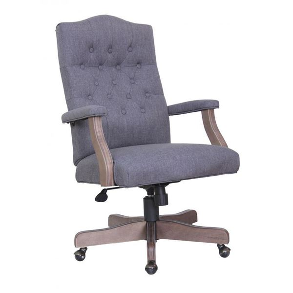 Picture of Tufted Back Executive Chair