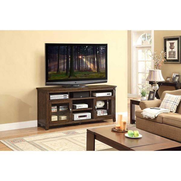 """Picture of Restoration 74"""" TV Console"""