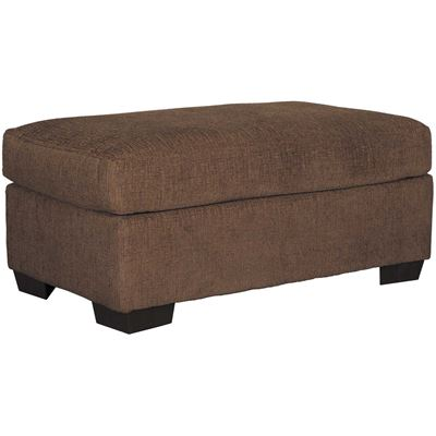 Picture of Charisma Cocoa Ottoman