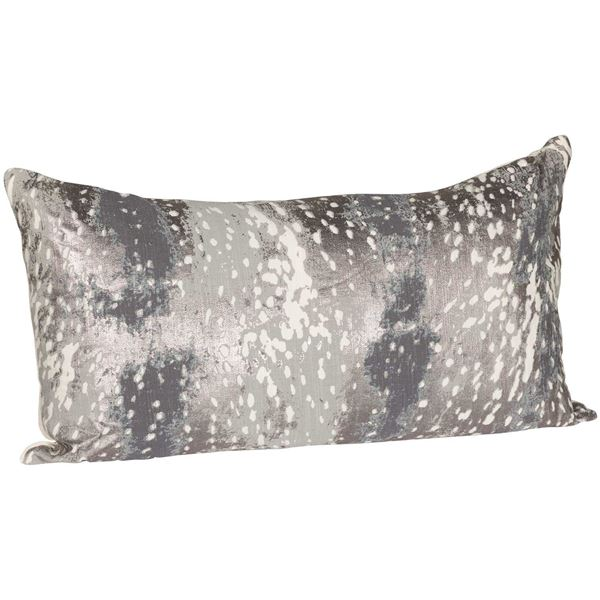 Picture of 14x26 Silver Storm Decorative Pillow *P