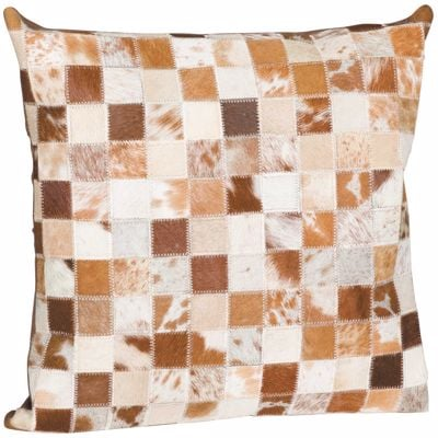 Picture of 18x18 Hide Blocks Decorative Pillow *P