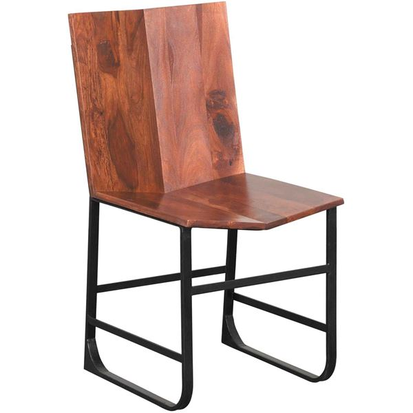 Picture of Wood and Iron Chair