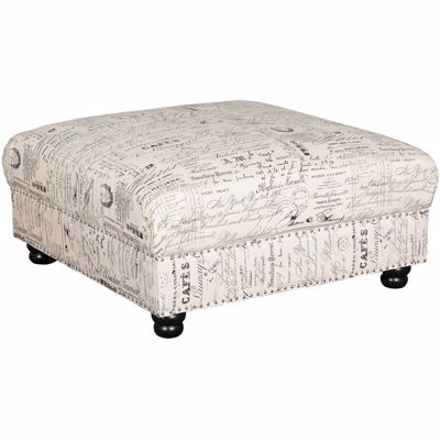 Picture of Audrey Cocktail Ottoman