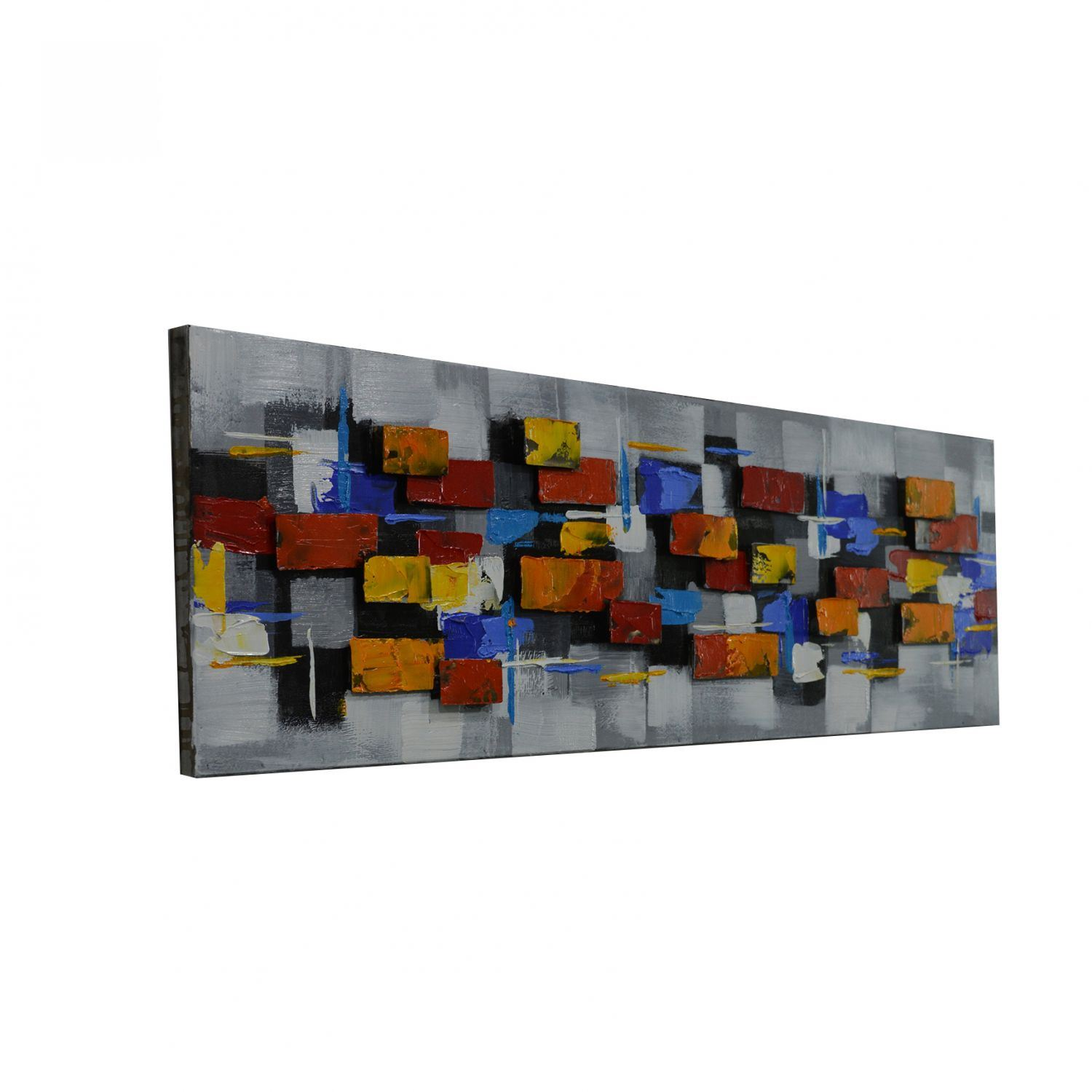 Picture of Abstract Metal Wall Decor
