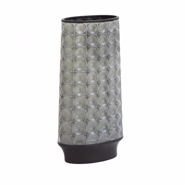 Picture of Gray Ceramic Vase