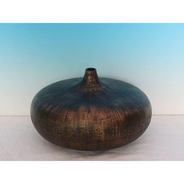 Picture of Bronzed Short Round Vase