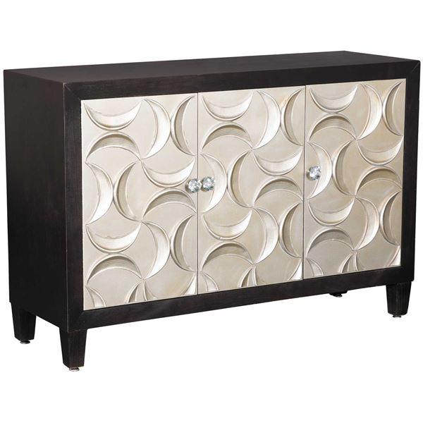 Picture of Platinum 3 Door Accent Cabinet