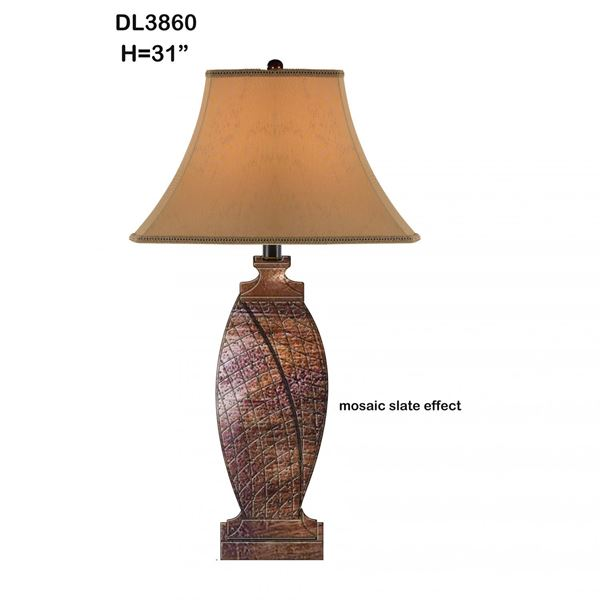 Picture of Textured Transitional Lamp
