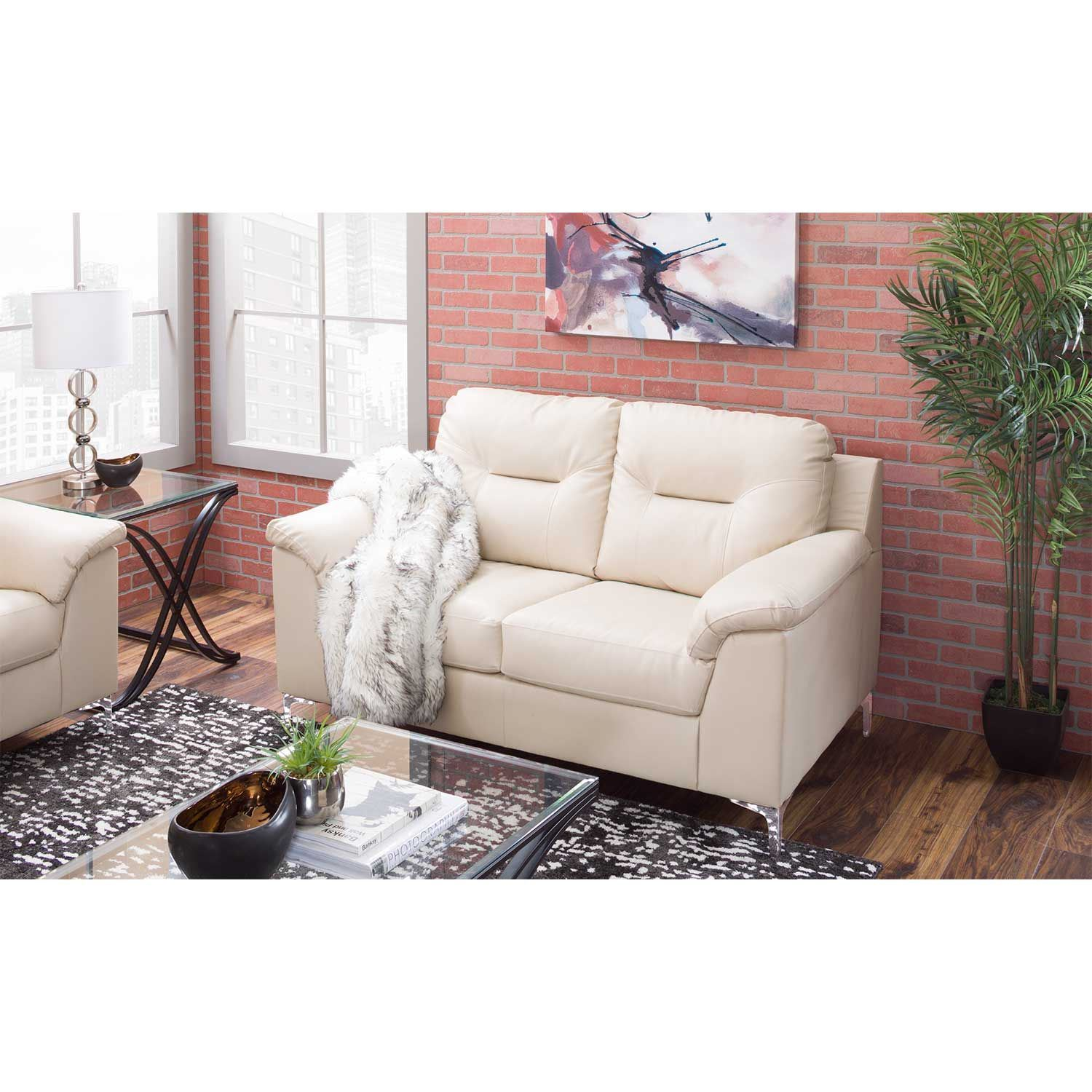 Picture of Tensas Ice Ottoman