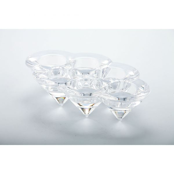 Picture of Glass 6 Tealight Holder