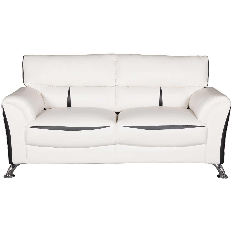 Tux White Sofa