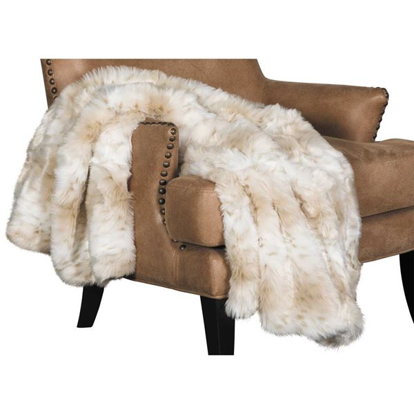 Picture of 40x60 Aslan Faux Fur Throw