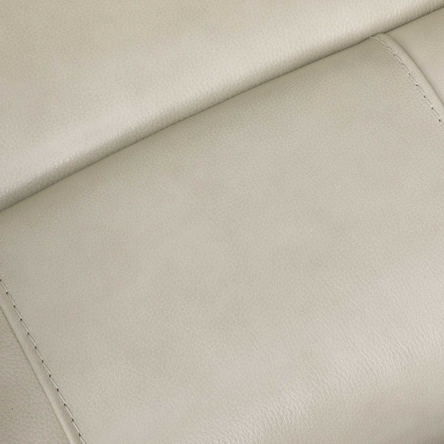 Picture of Stolpen Cream Leather Power Recliner