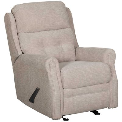 Picture of Penzberg Cream Glider Recliner