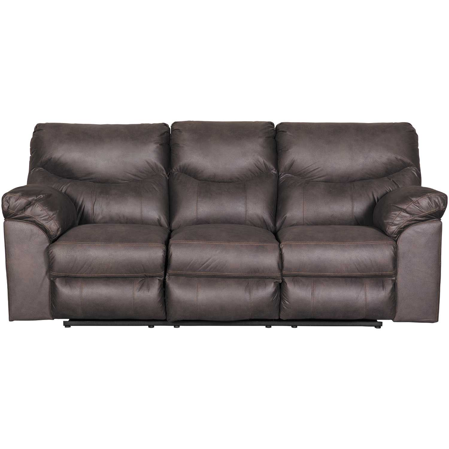 Boxberg Teak Reclining Sofa 3380388 Ashley Furniture Afw Com