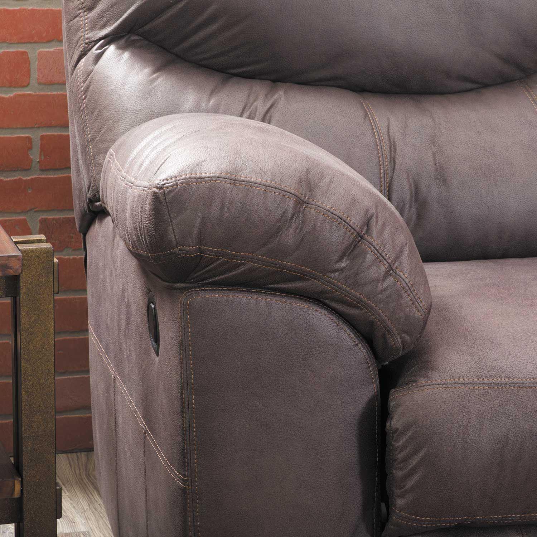 Picture of Boxberg Teak Reclining Sofa